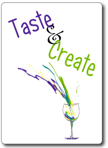 Taste and Create Logo web registration